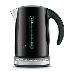 Sage by Heston Blumenthal - 'the Smart Kettle - Black' BKE820BSUK