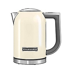 KitchenAid - Almond cream 5KEK1722BAC 1.7L jug kettle