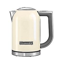 KitchenAid - Almond cream 5KEK1722BAC 1.7L jug kettle