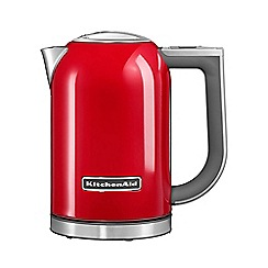 KitchenAid - Empire Red 1.7L Jug Kettle
