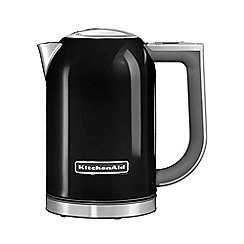 KitchenAid - Black KEK1722BOB jug kettle