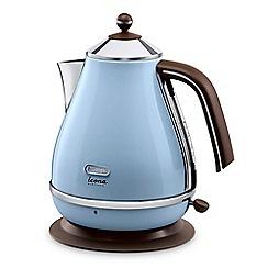 DeLonghi - Azure Icona vintage kettle KBOV3001.AZ