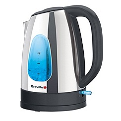 Breville - Polished Stainless Steel Illuminated Jug Kettle VKJ670