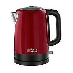 Russell Hobbs - Red canterbury jug kettle 20612