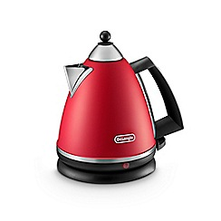 DeLonghi - 'Argento' kettle red KBX3016.R1