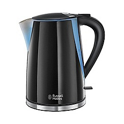 Russell Hobbs - Mode black jug kettle 21400