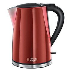 Russell Hobbs - Red with stainless steel accents mode jug kettle 21401