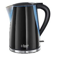 Russell Hobbs - Black 'Mode' jug kettle 21400