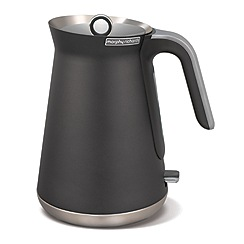 Morphy Richards - Titanium 'Aspect' kettle 100004