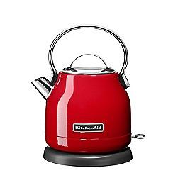 KitchenAid - Red 'Empire' kettle 5KEK1222BER