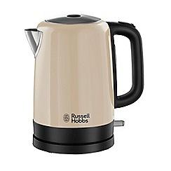 Russell Hobbs - Cream canterbury kettle 20614
