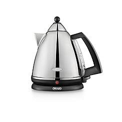 DeLonghi - Chrome argento jug kettle KBX3016.C