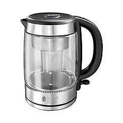 Russell Hobbs - Brita filter glass ketttle 20760