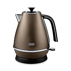 DeLonghi - Distinta 1.7l kettle future bronze kbi3001.bz