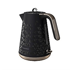 Morphy Richards - Prism Jug Kettle Black 108251