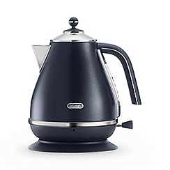 DeLonghi - Ocean blue 'Elements' kettle KBOE3001.BL