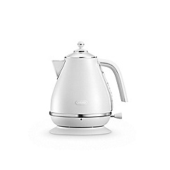 DeLonghi - Cloud white 'Elements' kettle KBOE3001.W
