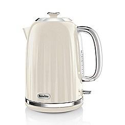 Breville - 'Impressions' vanilla cream jug kettle VKJ956