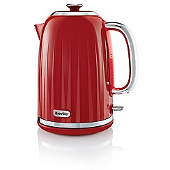 Breville - Red 'Impression' jug kettle VKT006