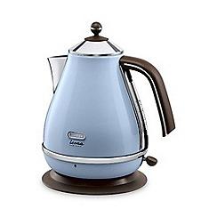 DeLonghi - 'Vintage Icona' jug kettle KBOV3001.AZ