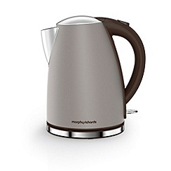Morphy Richards - Pebble 'Accents' jug kettle 103004