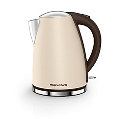 Morphy Richards - Sand 'Accents' jug kettle 103003