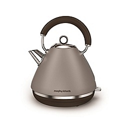 Morphy Richards - Pebble 'Accents' retro traditional kettle 102102
