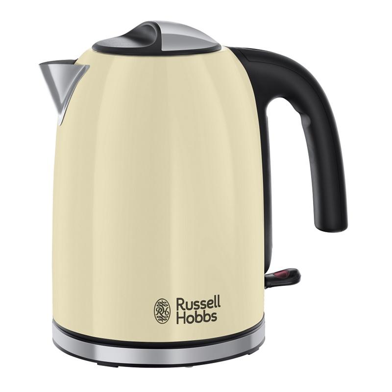 Russell Hobbs – Cream 'Colour Plus' Kettle 20412