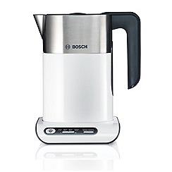Bosch - White styline collection 1.5l kettle TWK8631GB