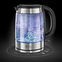 Russell Hobbs - Illuminating glass kettle