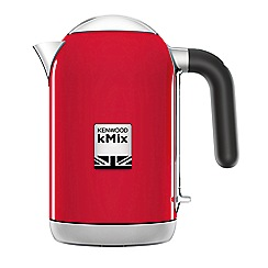Kenwood - Red kmix kettle ZJX750RD