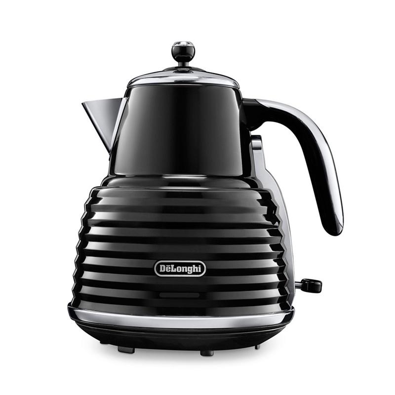 DeLonghi Black Scultura kettle KBZ3001.BK