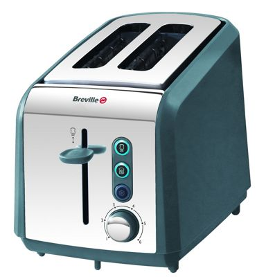 Stainless steel two slice toaster - VTT205 - Was