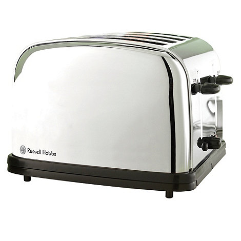 Russell Hobbs - Stainless steel  +13767+ toaster
