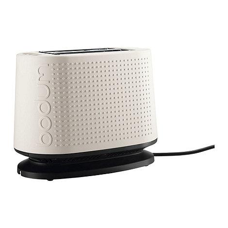 Bodum - White +10709-913UK+ toaster