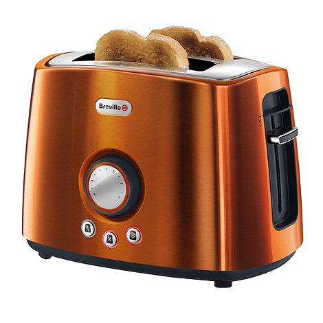 Breville - Rio Sunset 2 slice toaster VTT386