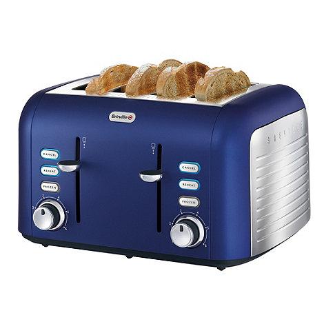 Breville - Opula four slice toaster VTT450