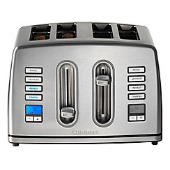 Cuisinart - CPT445U 4 slice digital toaster