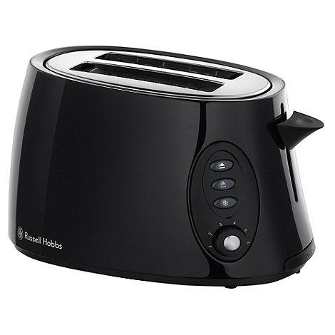 Russell Hobbs - Black 18580 2 slice toaster