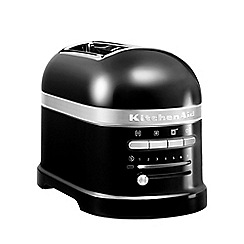 KitchenAid - Cream 'Artisan' 2 slice toaster 5KMT2204BOB