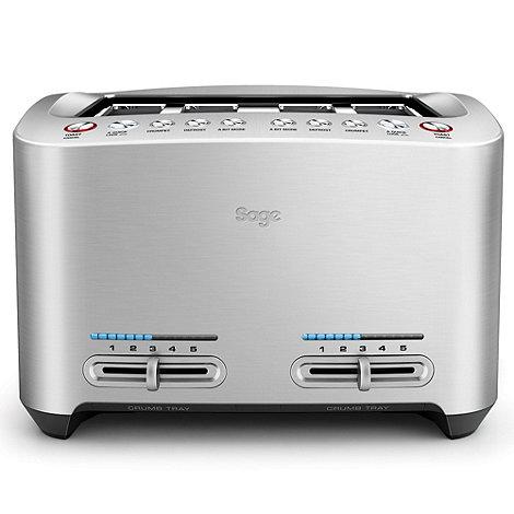 Sage by Heston Blumenthal - Blumenthal 4 Slice Smart Toaster BTA840UK