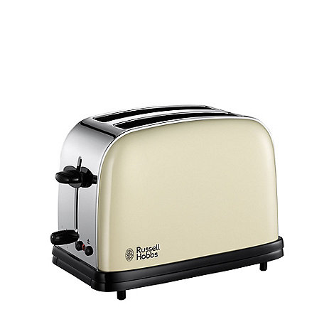 Russell Hobbs - Cream 18953 two slice toaster