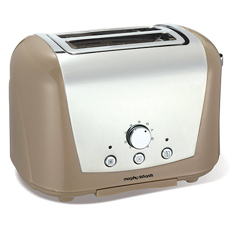 Morphy Richards - Barley +Accents+ 2222252 two-slice toaster