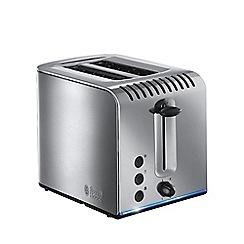 Russell Hobbs - Buckingham silver 2 Slice Toaster 20740