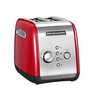 Empire Red 2-Slot Toaster