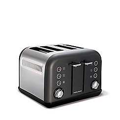Morphy Richards - Debenhams exclusive - Accents 4 Slice Titanium Toaster