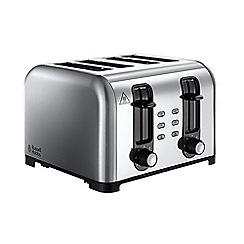Russell Hobbs - 4 slice black toast 23540
