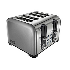 Russell Hobbs - 4 slice wide slot toaster 22400