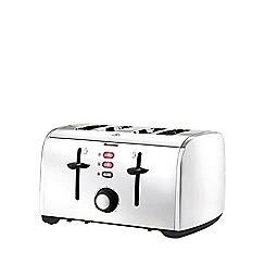 Breville - Stainless steel 4 slive toaster VTT591