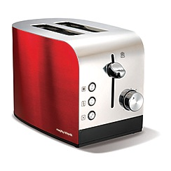 Morphy Richards - 'Accents' 2 slice toaster 44206